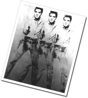 Elvis-Presley-Andy-Warhol